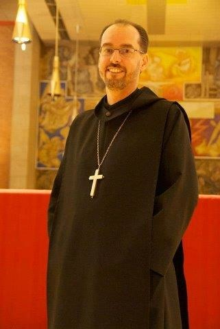 Our New Abbot
