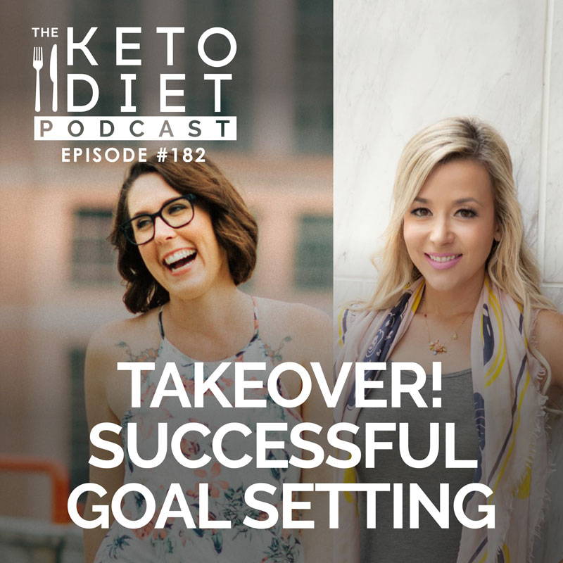#182 Successful Goal Setting with Vanessa Spina
