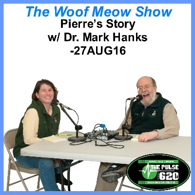 Pierre's Story with Dr. Mark Hanks