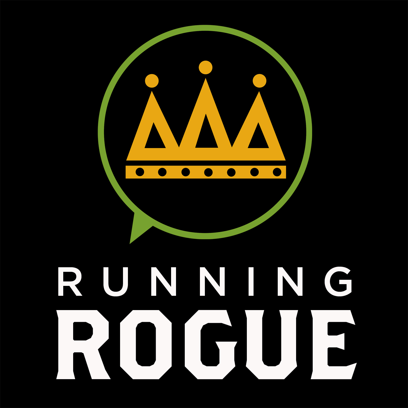 Running Rogue Training Podcast show art