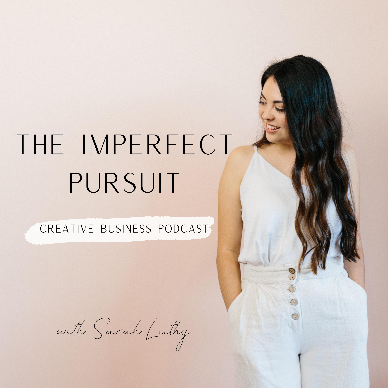 The Imperfect Pursuit show art