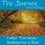 Artwork for Talkin' Testimony - Redemption is Real