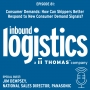 Artwork for Consumer Demand: How Can Shippers Better Respond to New Consumer Demand Signals? Guest: Jim Dempsey, Panasonic