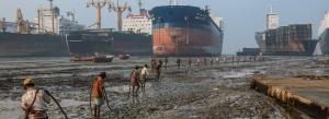 Shipbreaking practices
