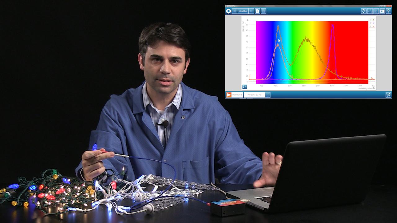 Artwork for Seasonal Spectroscopy