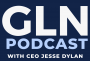 Artwork for GLN Podcast with Jesse Dylan and IAB President Sonia Carreno
