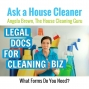 Artwork for It's Official - Business Documents for House Cleaning