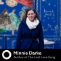 Artwork for Friday Morning Coffee: Minnie Darke, Author of The Lost Love Song