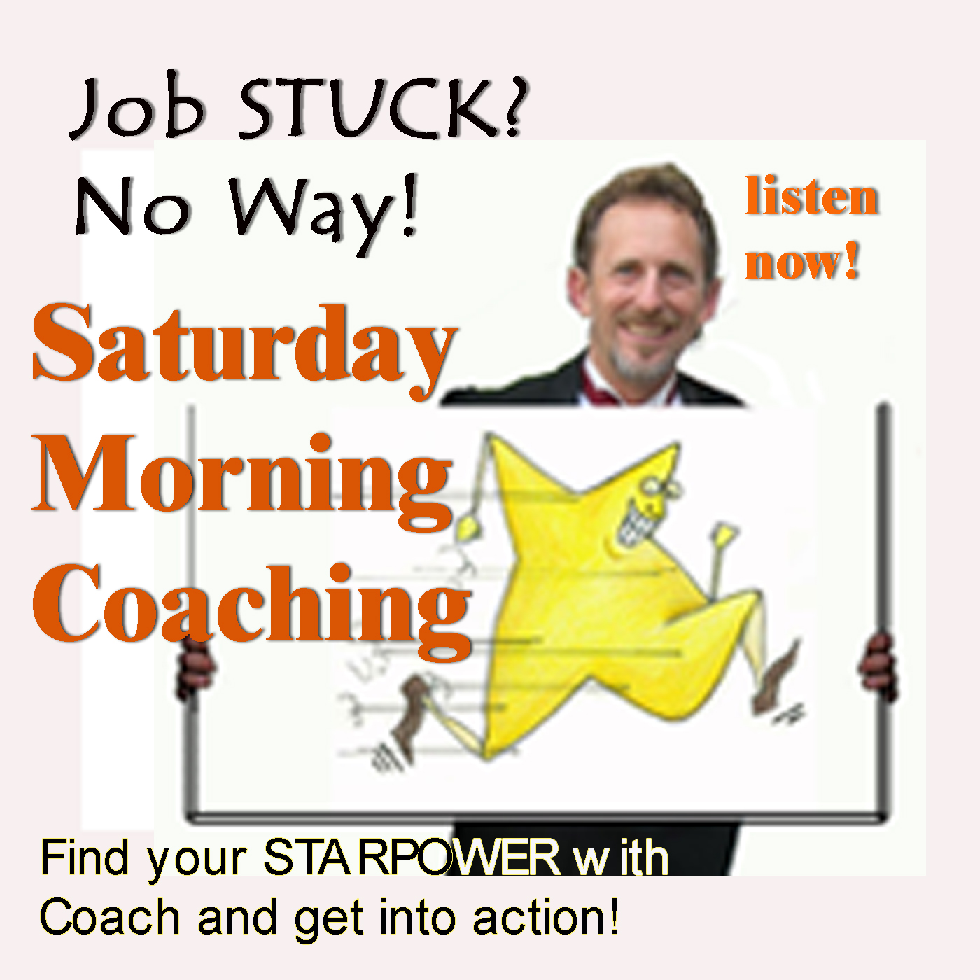 Saturday Morning Coaching  show art