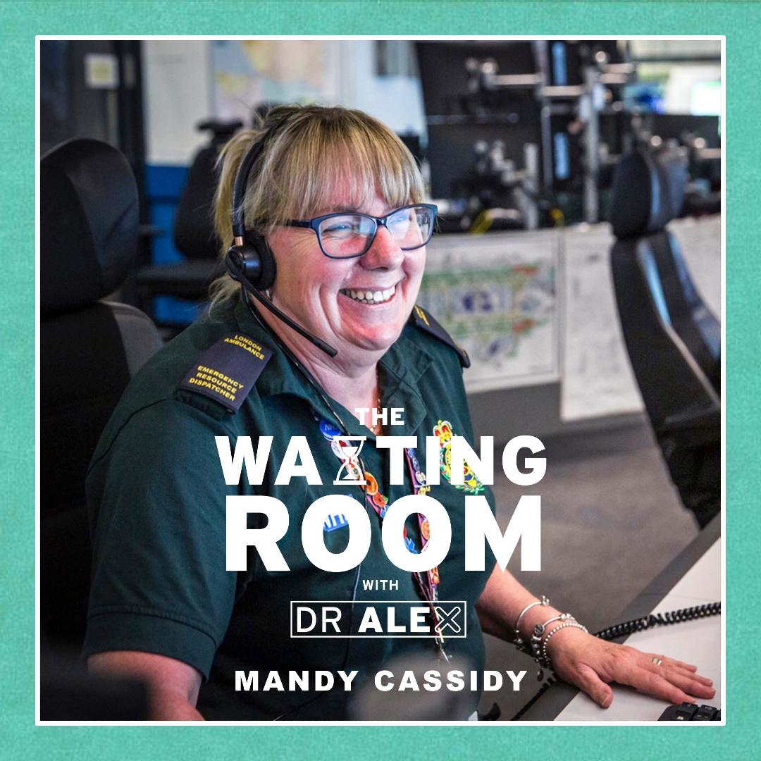 Life Line: Handling 999 Calls with Emergency Response Dispatcher Mandy Cassidy