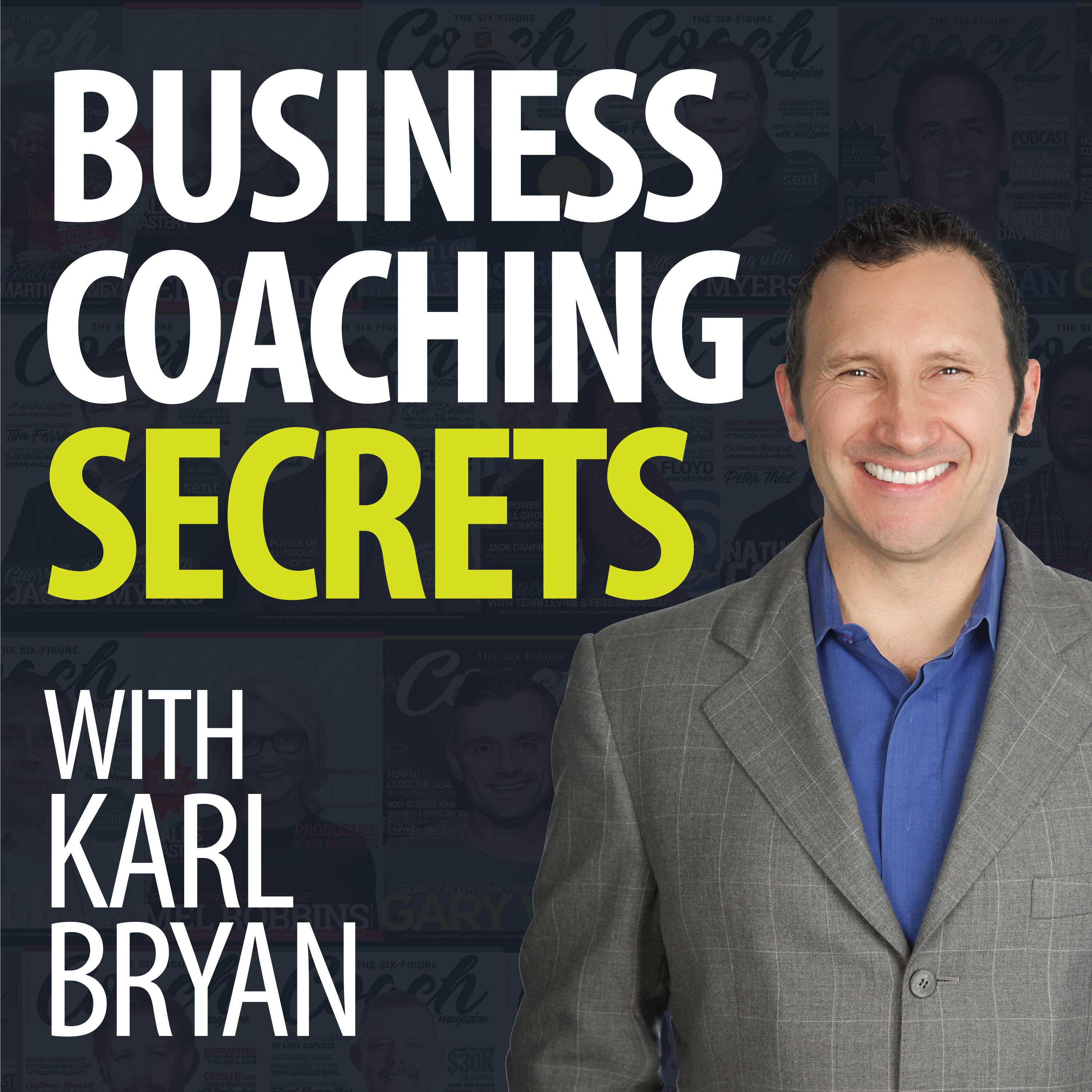 Artwork for 008: What Are Clients Really Buying + Mindset Hacks + Coaching Contracts