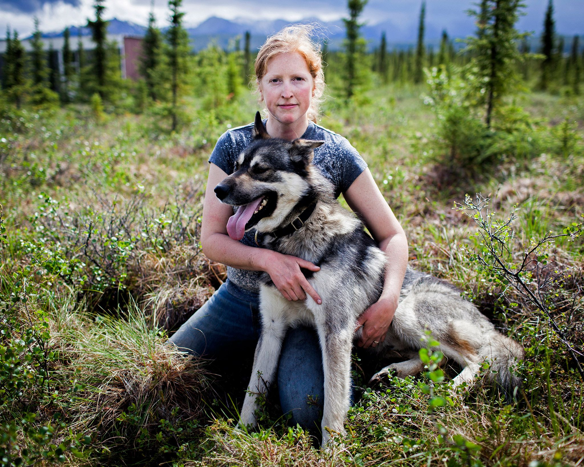 Ep. 505: Dog Sledding and Life in Alaska - Iditarod Racer, Kristin ...