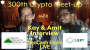 Artwork for Kay and Amit Interview 300th Meet-up Manchester NH