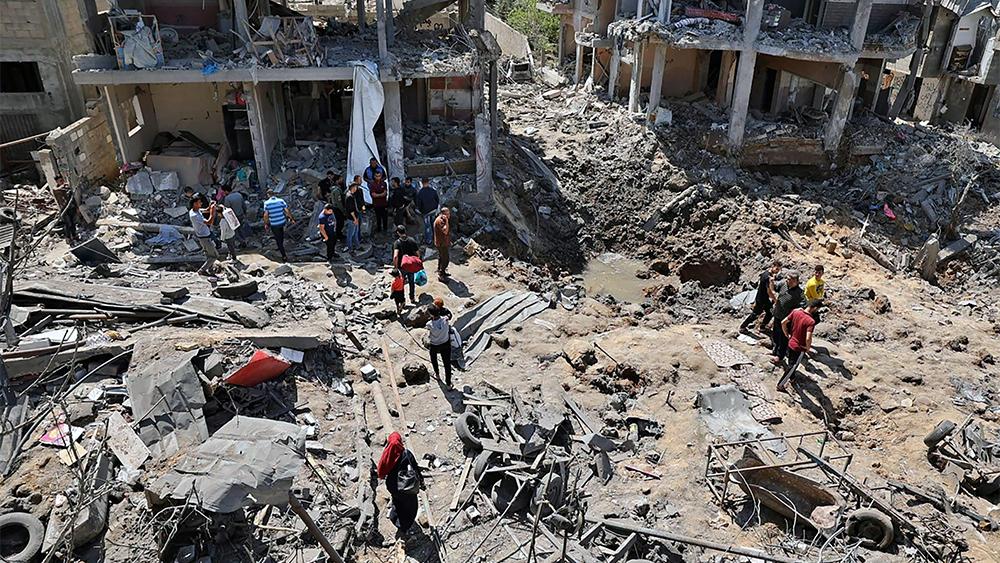 Efter Gaza-kriget. Vem bryr sig nu?