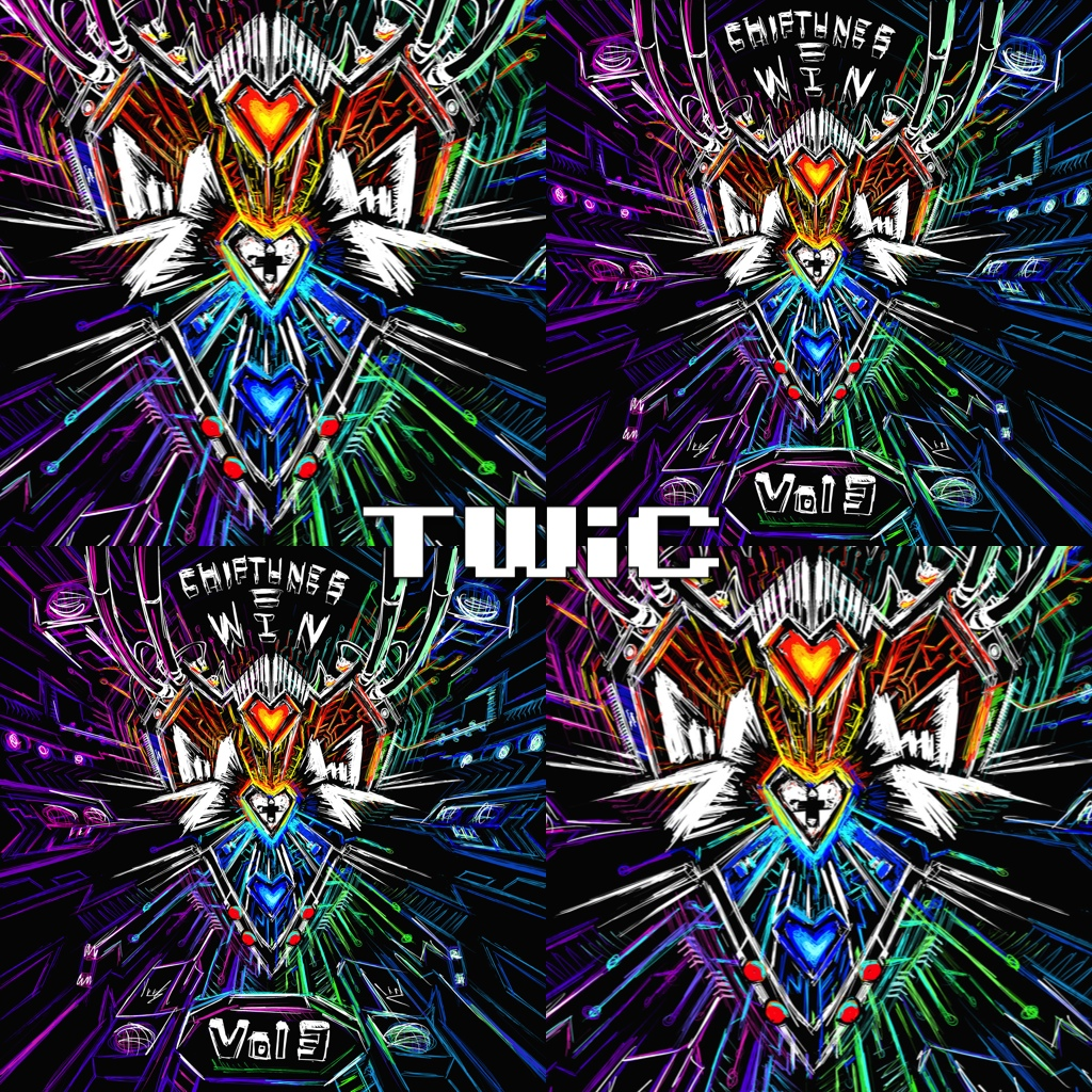 TWiC 072: Chiptunes = WIN: Volume 3 Special!