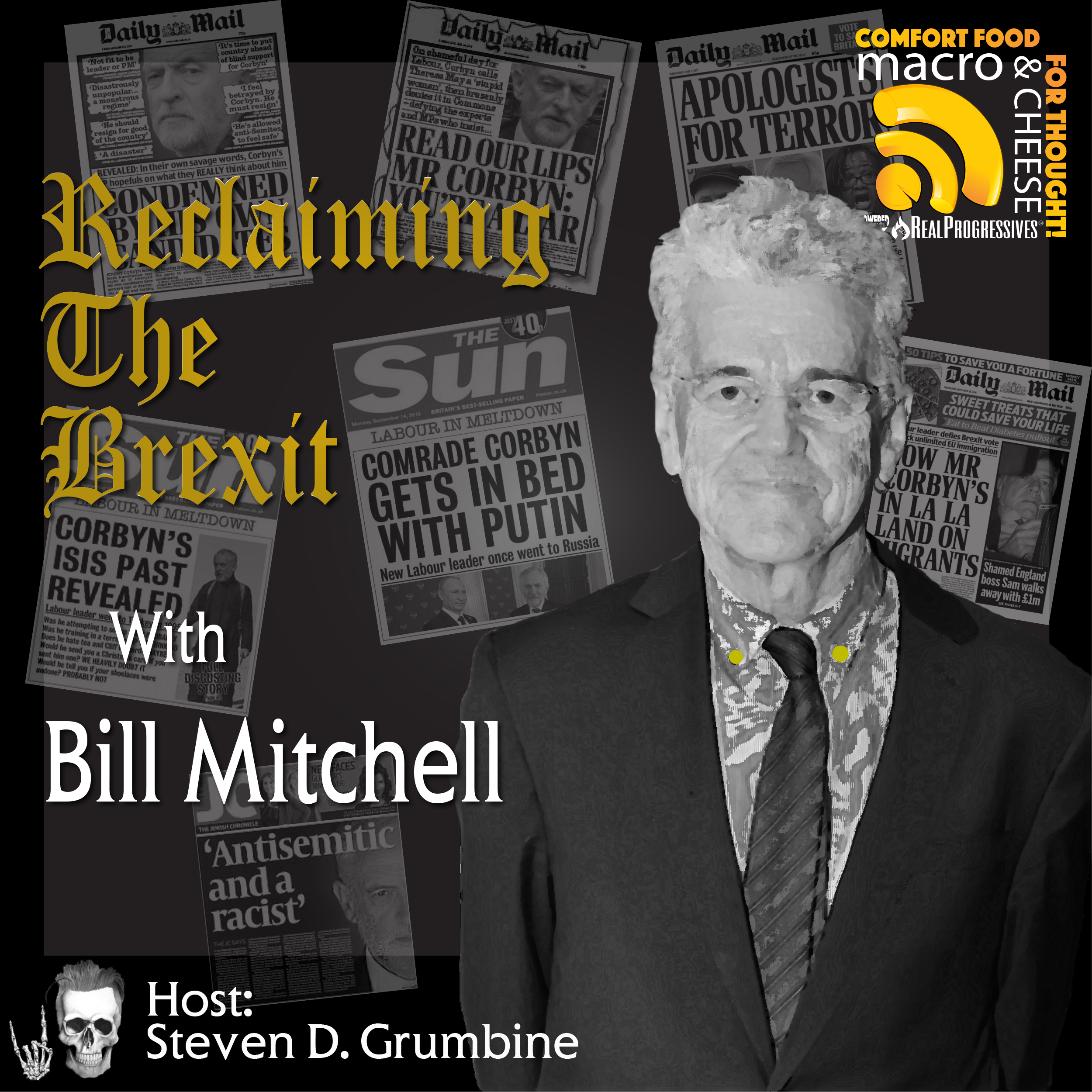 Reclaiming The Brexit with Bill Mitchell