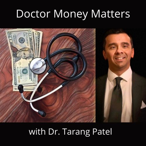 Doctor Money Matters show art