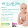 Artwork for Here's how to help moms who don't even have diapers for their kids