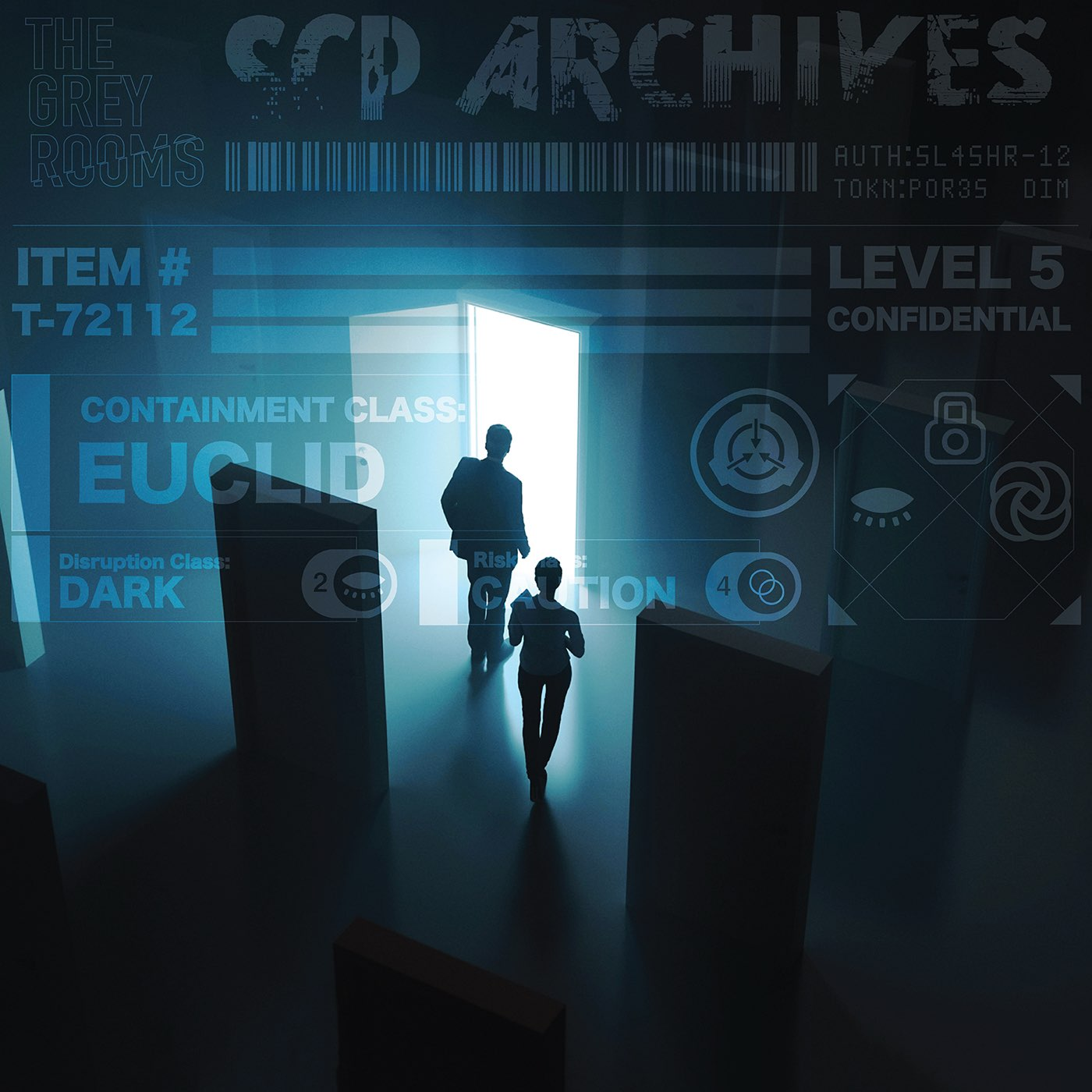 S3 - The Grey Rooms / SCP Archives - Ally Status