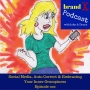 Artwork for Social Media, Auto Correct & Embracing Your Inner Grumpiness | Brand X Podcast 002