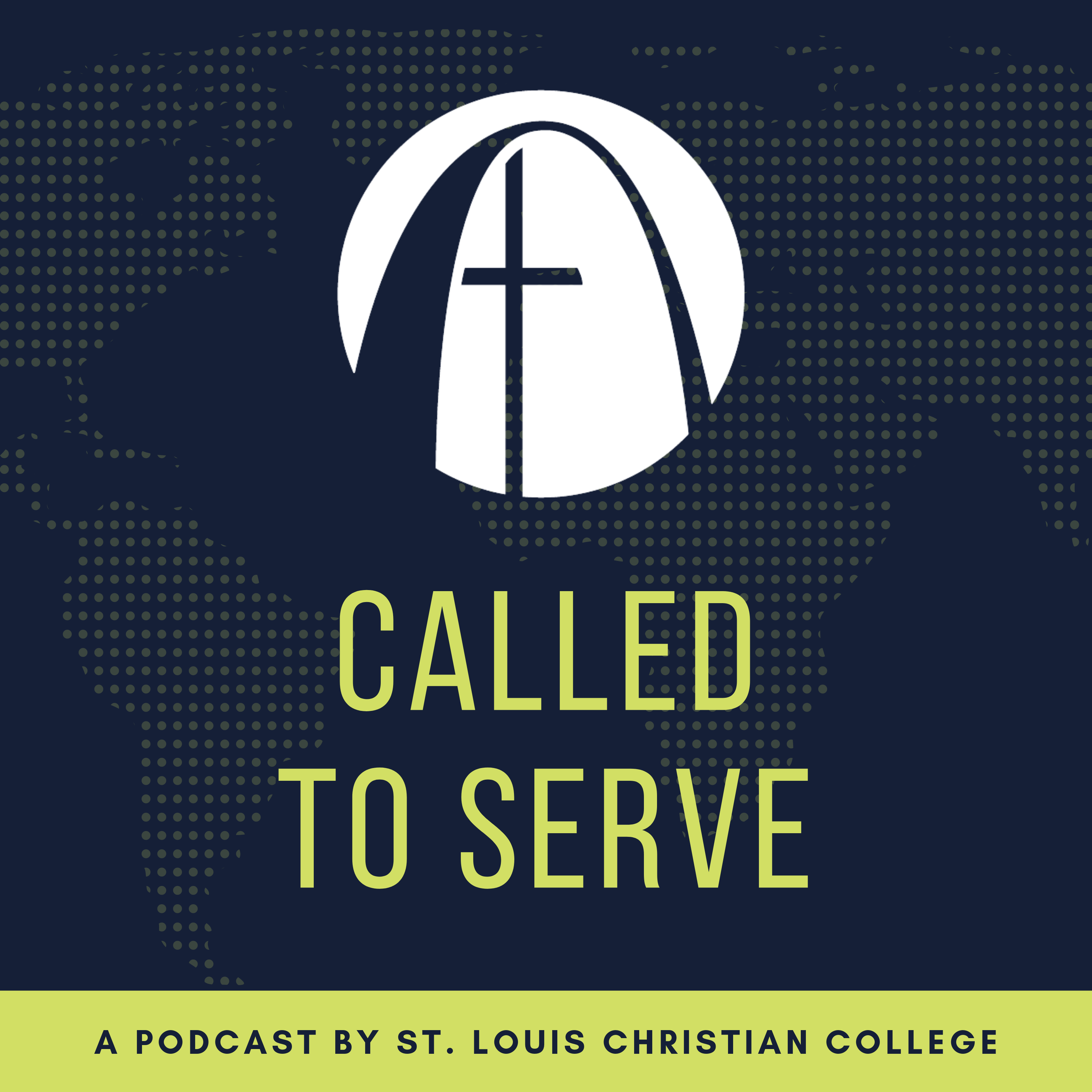 Called to Serve show art