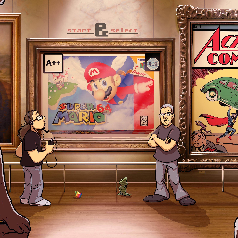 START & SELECT REDUX #077 - Das teuerste Videospiel der Welt
