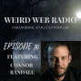 Artwork for Episode 30 - Connor Randall Talking Ghosts of The Stanley Hotel, The Estes Method, and Paranormal Theories