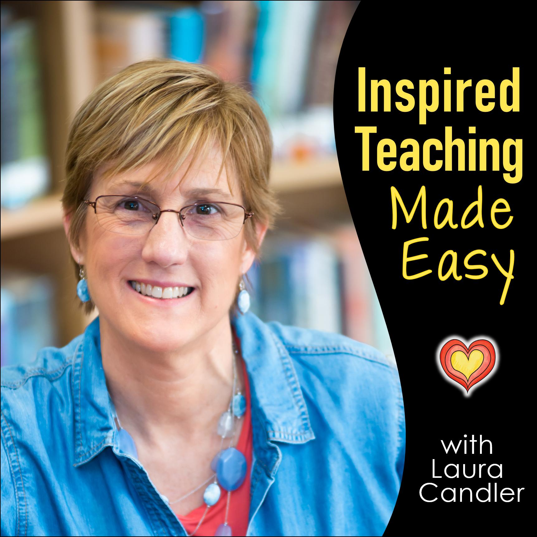 Inspired Teaching Made Easy show art