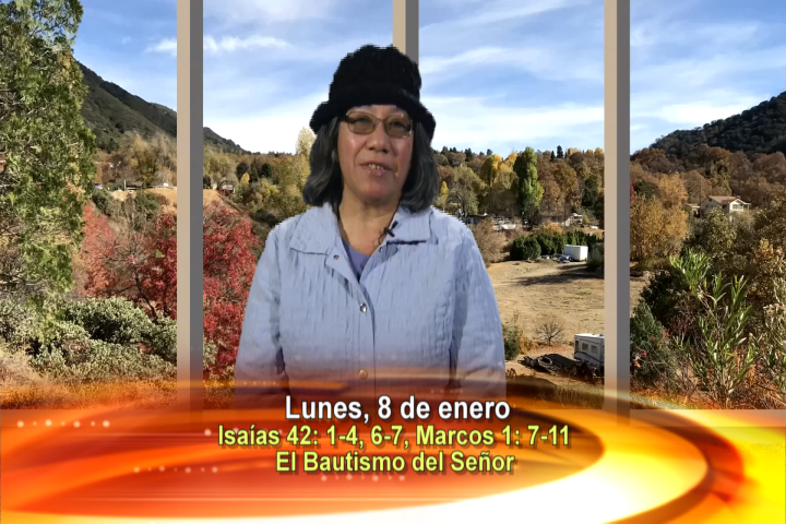 Artwork for Dios te Habla con Lidia Mendoza; Tema el hoy: EL BAUTISMO DEL SEÑOR
