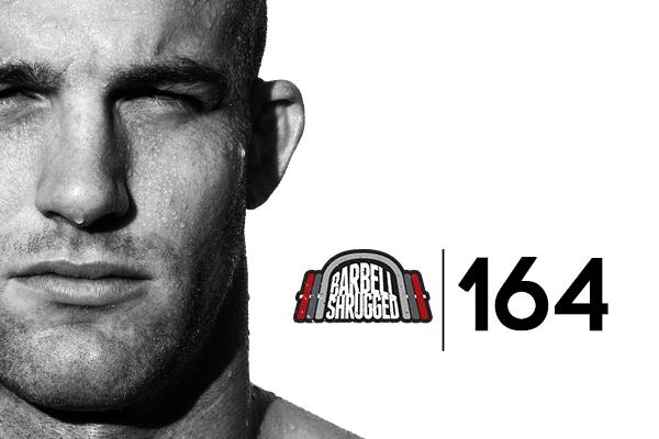 """Artwork for 164- Interview w/ UFC Fighter Pat """"Durkin"""" Cummins"""