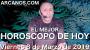 Artwork for Horoscopo de Hoy de ARCANOS.COM - Viernes 8 de Marzo de 2019...