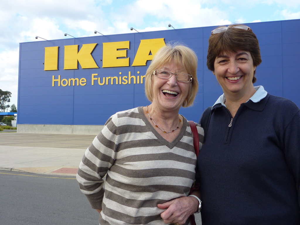 Episode 106 (09.20.15): Chuck & Aral Go To Ikea (Part 1)