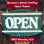 Artwork for Become a Better Preflop Open Raiser | MED Monday #26