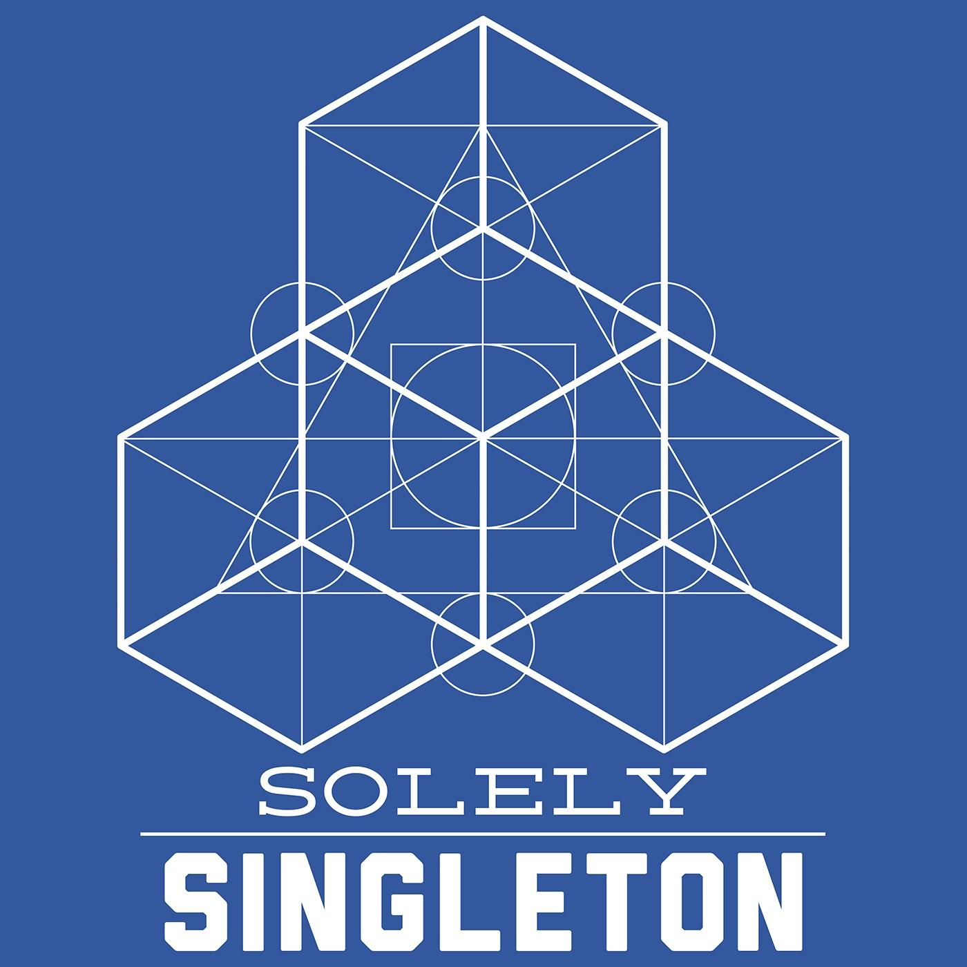 Solely Singleton show art