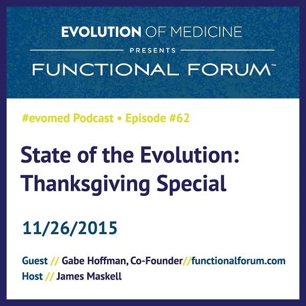 The State of the Evolution: Thanksgiving Episode