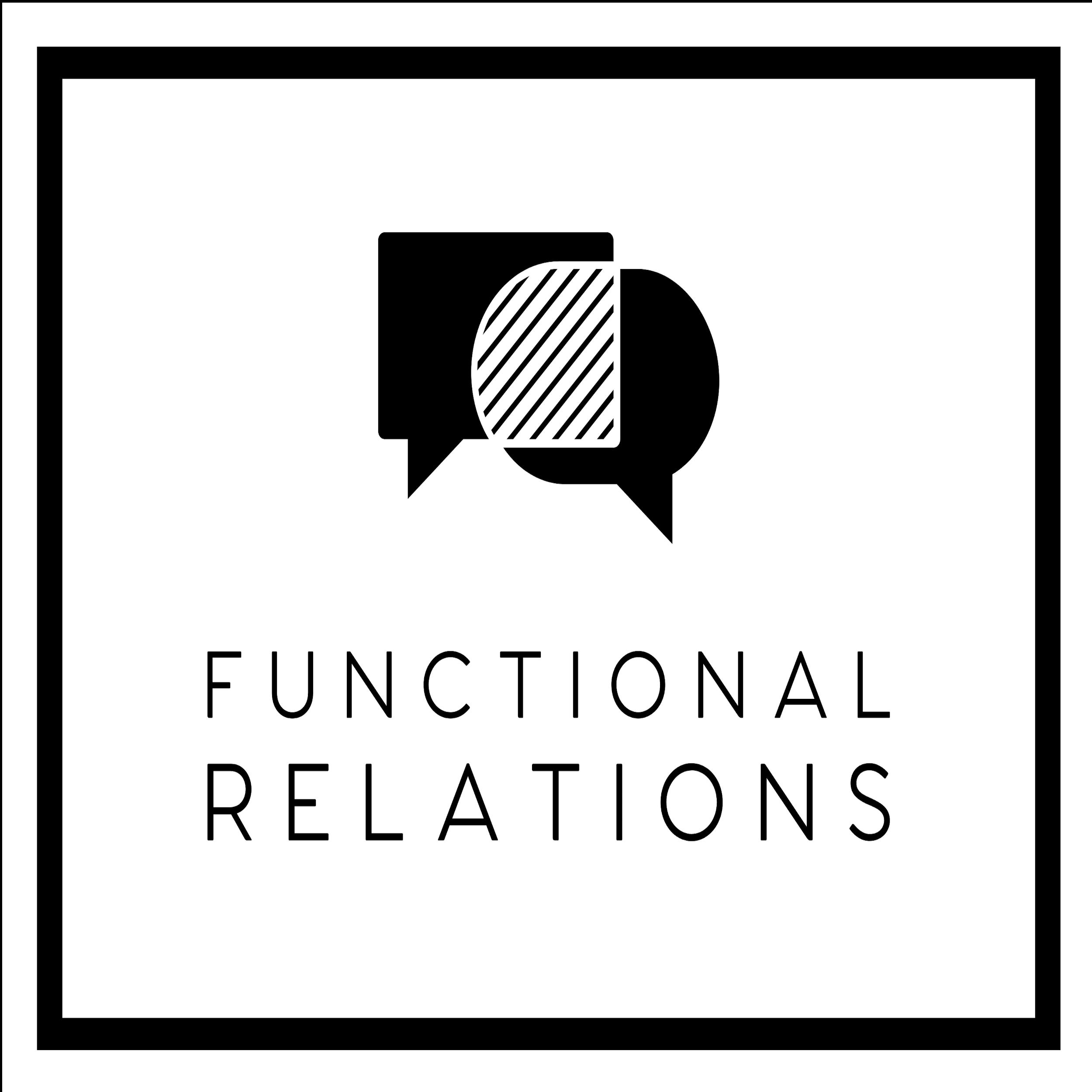 Functional Relations show art