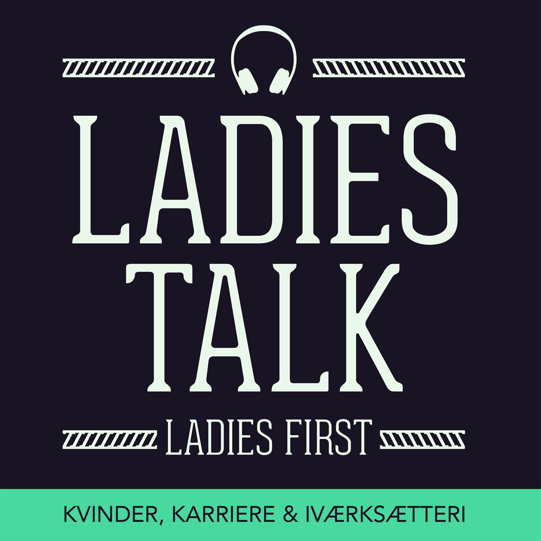 Ladies:Talk Podcast show art