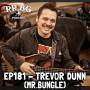 Artwork for EP182 - Trevor Dunn (Mr. Bungle)