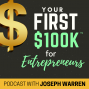 Artwork for 179: Podcaster & CEO Michael Woodward Takes His Web Company From $0 to $580K per Year| Chats with 10X Failed Entrepreneur Joseph Warren