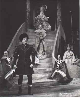 The GLORIOUS 1961 Turandot