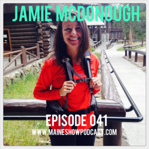 Episode 041 - Jamie McDonough on completing an Ironman, Explore Bangor