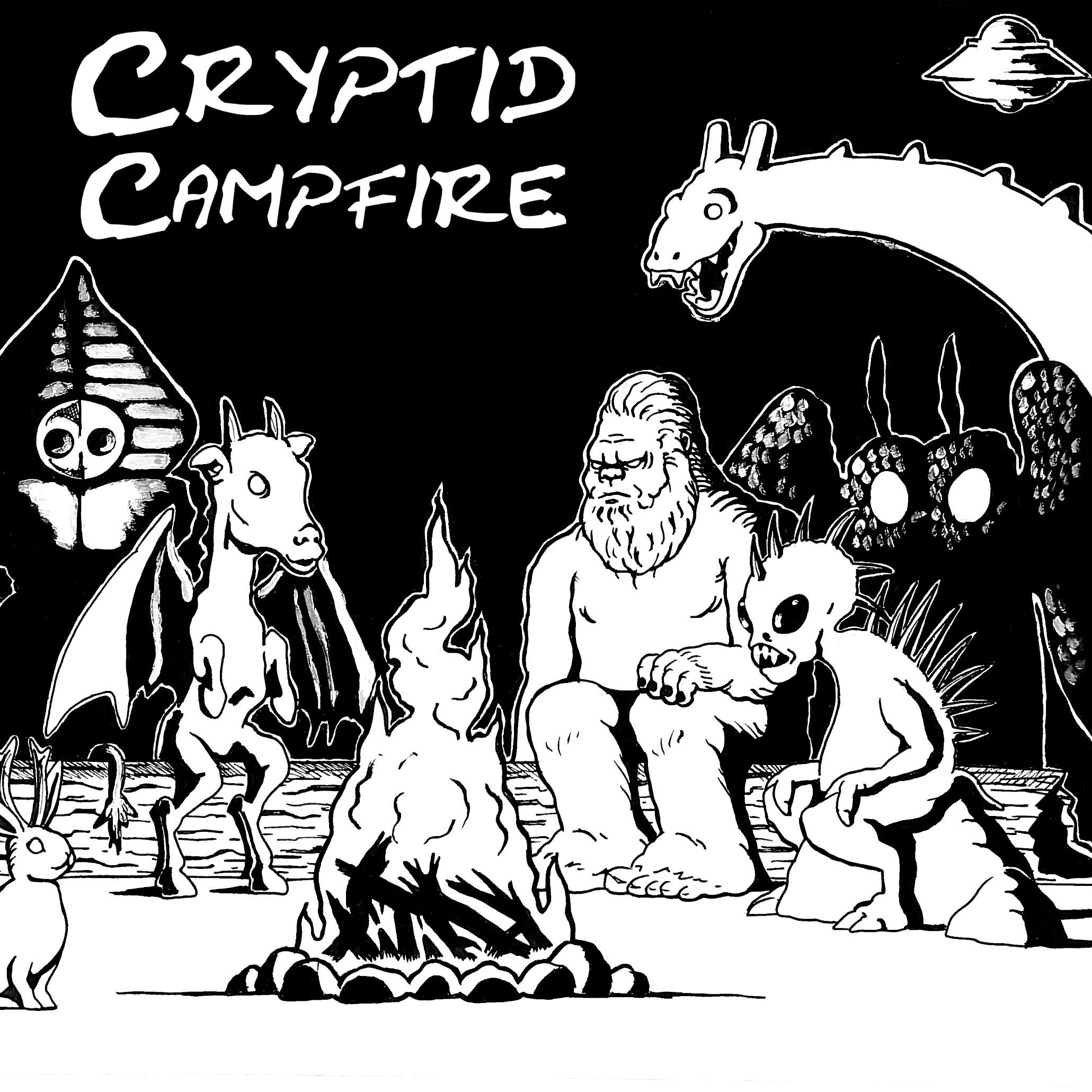 Cryptid Campfire