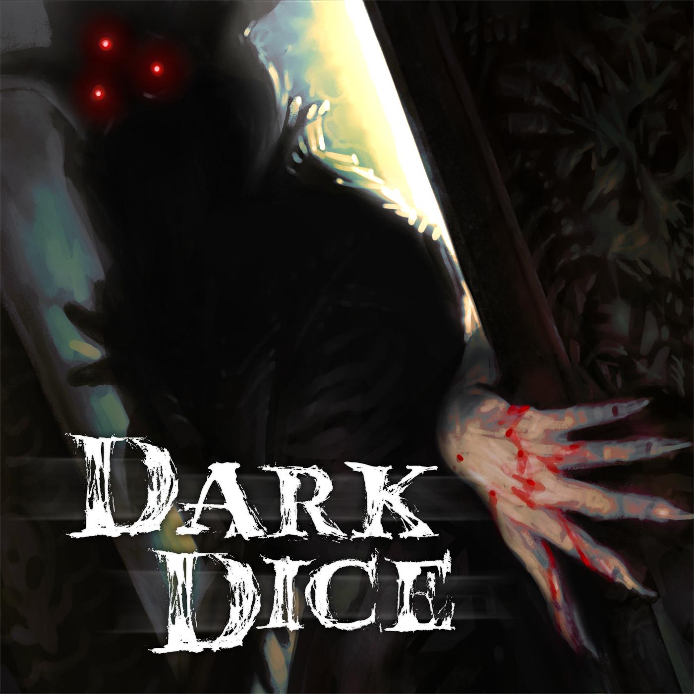 Dark Dice show art
