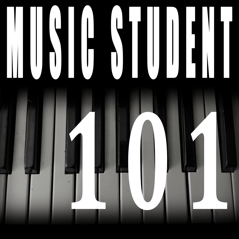 Music Student 101 show art
