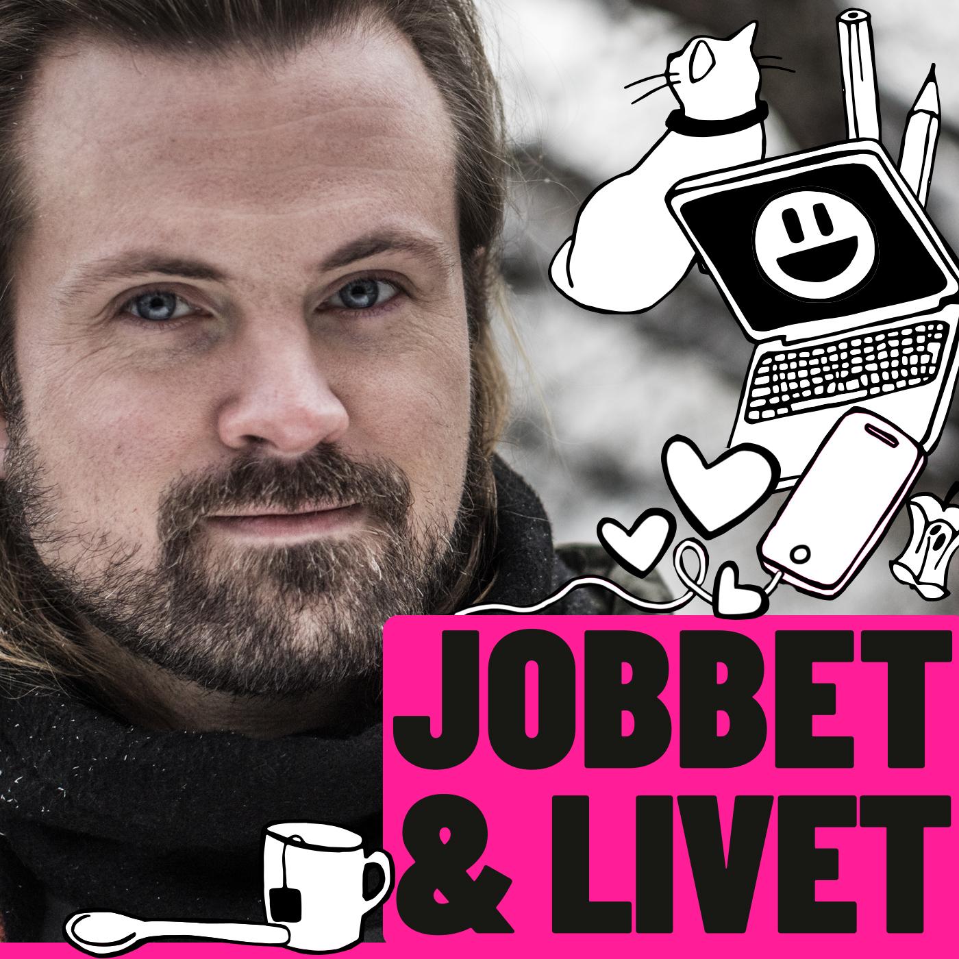 Jobbet & Livet show art