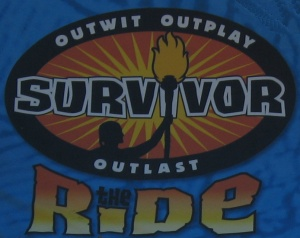 JVC: Survivor The Ride