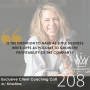 Artwork for Exclusive Client Coaching Call w/Krisstina #208: Is the Intention to Have as Little Business Write-Offs as Possible to Grow the Profitability of the Company?