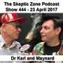 Artwork for The Skeptic Zone #444 - 23.April.2017