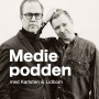 Artwork for Avsnitt 60: Spelbolag i Melodifestivalen och Löwengrips trauma i fiktionens gränsland