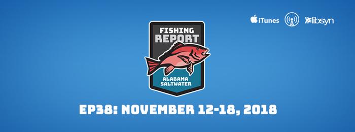 ASFR | Ep38 | Nov.12-18 | Fishing